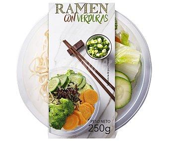 Ta Tung Ramen (sopa con fideos japoneses) con verduras 250 g