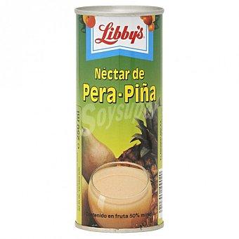 Libby's Néctar de pera y piña 25 cl