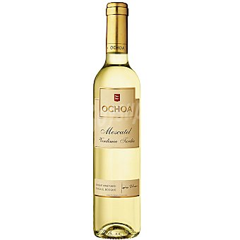 Ochoa Vino dulce moscatel D.O. Navarra Botella 50 cl