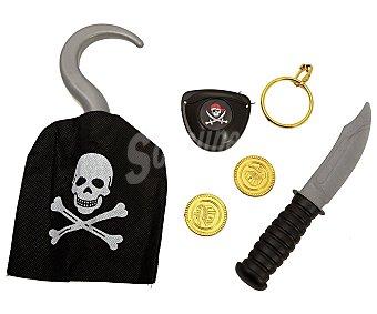 My other me Conjunto de accesorios para disfraz de pirata, ME.