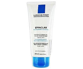 La Roche-Posay Gel limpiador purificante pieles grasas y sensibles 200 Mililitros