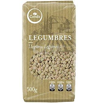 Condis Lentejas castellana 500 G