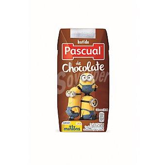 Pascual Batido de chocolate 3 envases de 200 ml