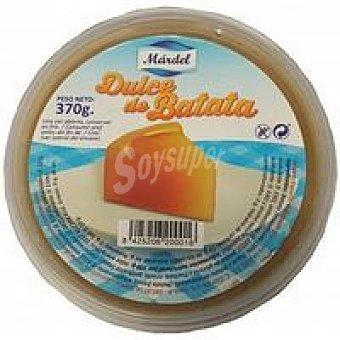 Mardel Dulce de batata Tarrina 370 g