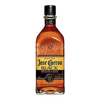 Jose Cuervo Tequila Añejo Jose Cuervo Black Medallion 75 cl