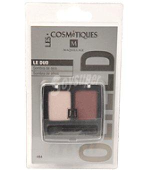Les Cosmetiques Sombras de ojos duo nº484 1 ud