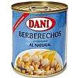 Berberechos Bote 200 ml Dani