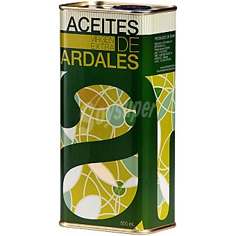 ACEITES DE ARDALES Aceite de oliva virgen extra Lata 200 ml