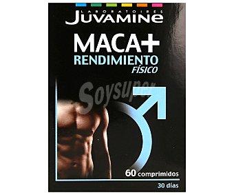Juvamine Maca+rendimiento Físico Caja 60 unid