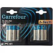 Pilas Alcalinas i-tech Lr03 (aaa) Pack de 12 Carrefour