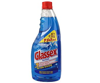 Glassex Limpiador Multiusos Recambio 750 ml