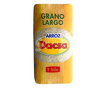 Dacsa Arroz grano largo Paquete 1 kg
