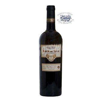 Barón del Valle Vino D.O. Ribra del Duero tinto gran reserva Botella de 75 cl