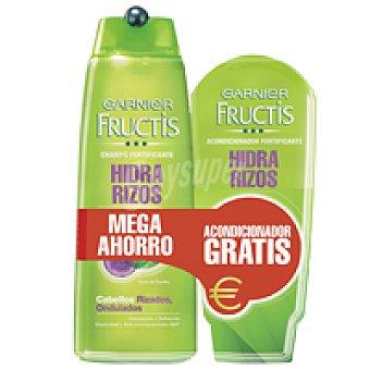 Fructis Garnier Champú- acondicionador fuerza-brillo Pack 300+250