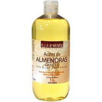 BIFEMME Aceite de almendras Bote 1 litro
