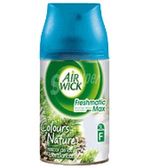 Air Wick Ambientador recambio aerosol automático Freshmatic Mas ALPES BLANCOS 1 ud