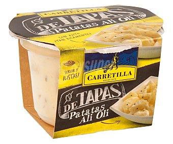 Carretilla Tapas de patatas ali oli 180 gramos