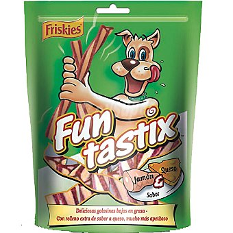Friskies Purina Golosinas para perro Fun Tastix Paquete 150 g