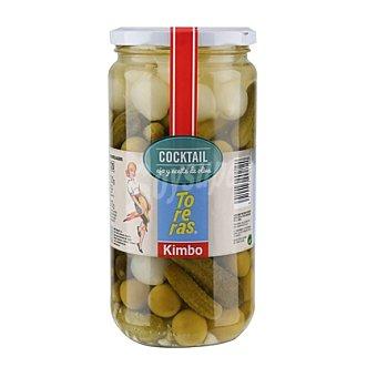 Kimbo Cocktail con aceite de oliva virgen extra 370 g