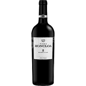 Finca Moncloa Vino tinto 8 Barricas de la Tierra de Cádiz Botella 75 cl