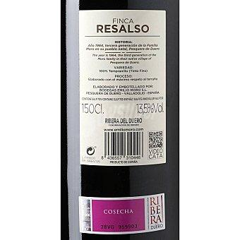 Finca Resalso Vino D.O. Ribera del Duero Tinto barrica 1,5 L 1.5 l