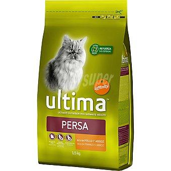 Ultima Affinity Alimento para gatos Persas  Paquete de 1,5 kg