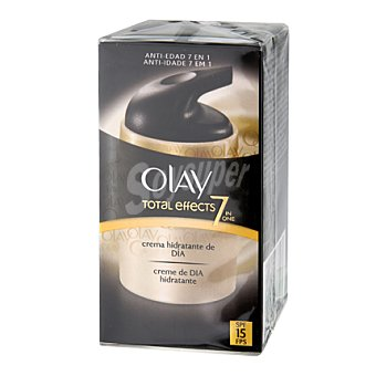Olay Crema total effects dia touch of sunshine spf 15 suave 50 ml