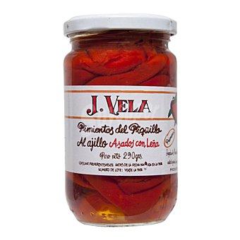 J. vela Pimiento piquillo artesano 1ª 230 g