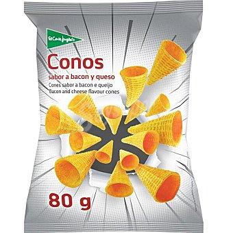 El Corte Inglés Conos de maiz  bolsa 80 g