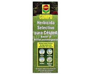 COMPO Herbicida selectivo césped 60 Mililitros