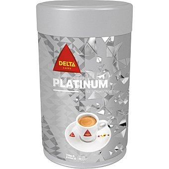 Delta Cafés Café molido natural Platinum Lata de 250 g