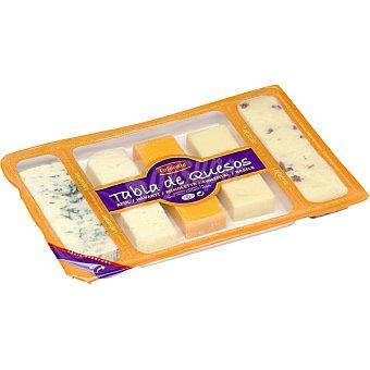 Lafuente Tabla de quesos surtidos Envase 250 g