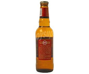 Superbock Cerveza rubia portuguesa Botella de 33 centilitros