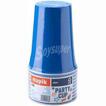 Nupik Vaso azul 550 cc Pack 10 unid