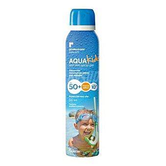 PROTEXTREM Spray solar Aqua Kids FP 50+ fácil de aplicar 150 ml