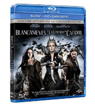 Blancanieves Y la leyenda del cazador br+dvd+dc