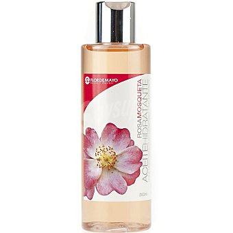 Flor de Mayo Aceite hidratante rosa mosqueta Bote 200 ml