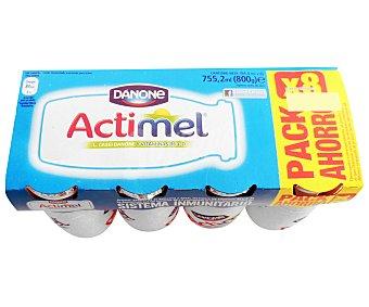 Actimel Danone Natural X8 danone