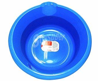 Auchan Barreño redondo Azul 6 Litros 1 Unidad