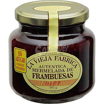 La Vieja Fábrica Mermelada de frambuesa con fructosa Diet 340 g