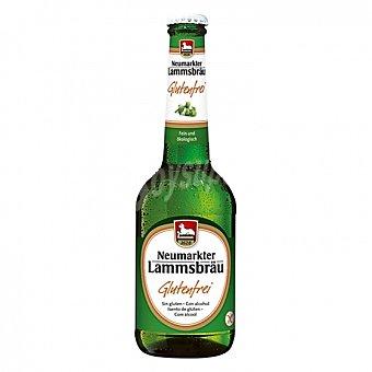 Lammsbräu Cerveza ecológica sin gluten Botella 33 cl