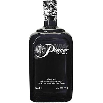 PINCER Vodka premium botanical botella 70 cl Botella 70 cl