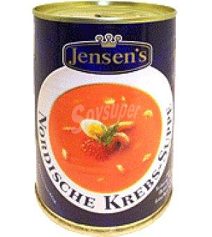 jensen Sopa de cangrejo 400 g