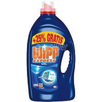 Wipp Express Detergente gel Botella 47+12 dosis