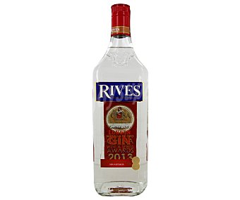 Rives Ginebra Botella 1 litro