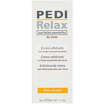 Pedi Relax Crema Exfolia para Pies Secos 50ml
