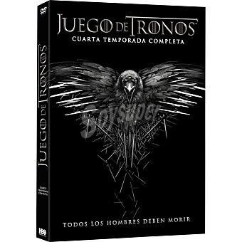 Juego De Tronos. 4ª Temporada en DVD