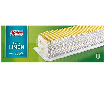 Kalise Tarta helada de limón, con crujientes láminas de limón y sin gluten 1000 ml