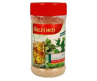 Milford Bebida soluble de té verde aromatizado con menta 400 g