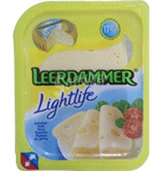Queso leedammer lonchas light 175 G